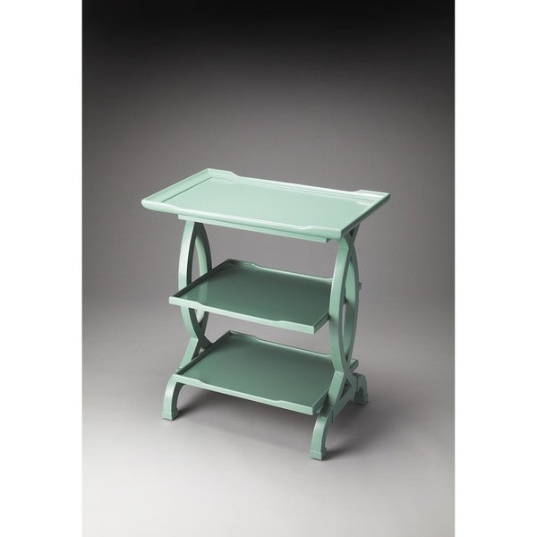 Butler Kimiko Mint Creme Side Table