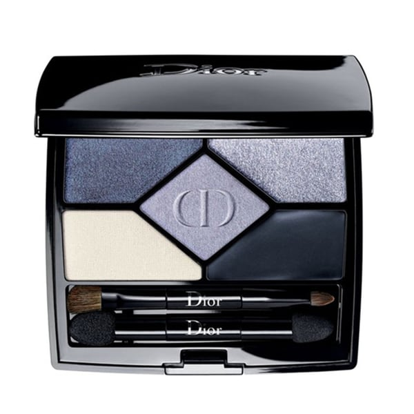Christian Dior 5 Couleurs Designer All-in-one Professional Eye Palette in 208 Navy Design