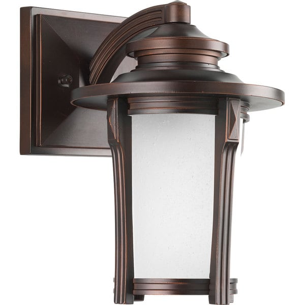 "Progress Lighting P5980-97 Pedigree One Light Wall Lantern (7"""")"