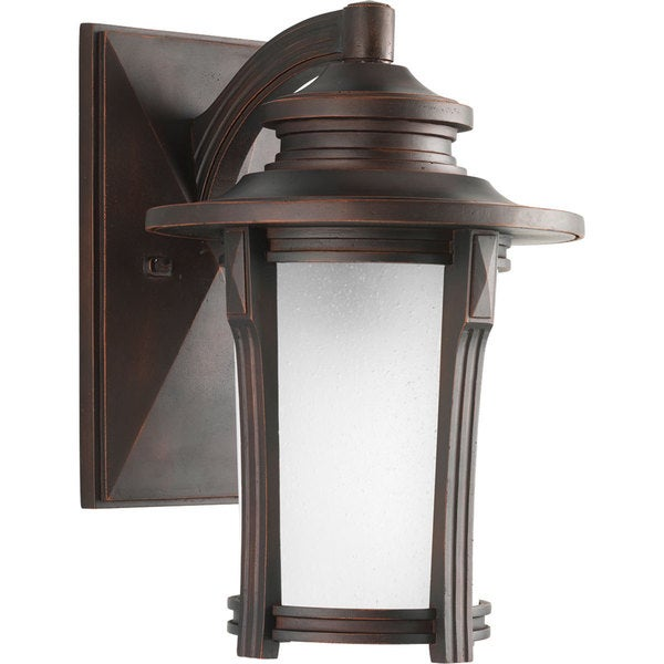 Progress Lighting P5981-97 Pedigree Aluminum 1-light Wall Lantern
