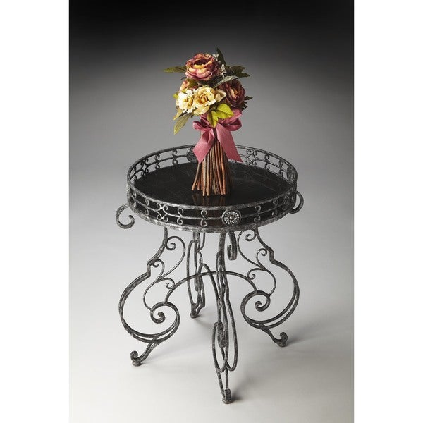 Butler Fossil Stone Accent Table 19324295