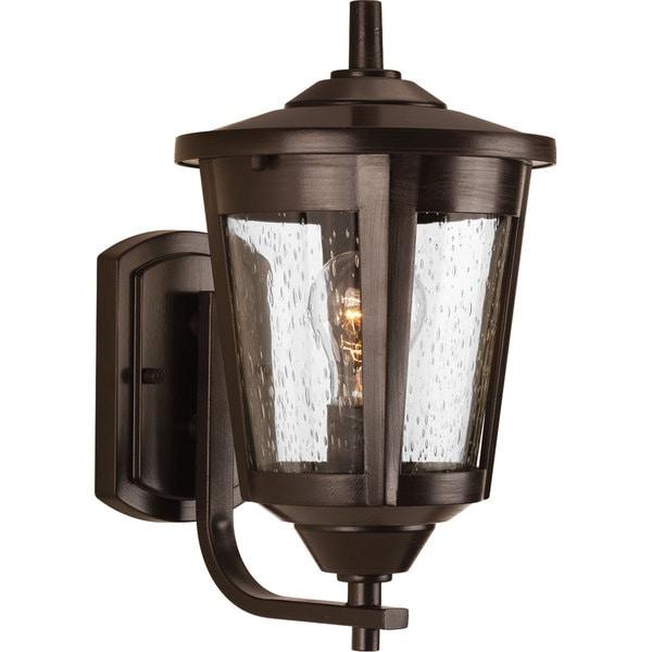 "Progress Lighting P6074-20 East Haven One Light medium Wall Lantern (7.5"""")"