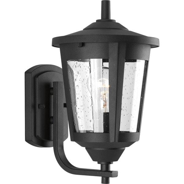 "Progress Lighting P6074-31 East Haven One Light medium Wall Lantern (7.5"""")"