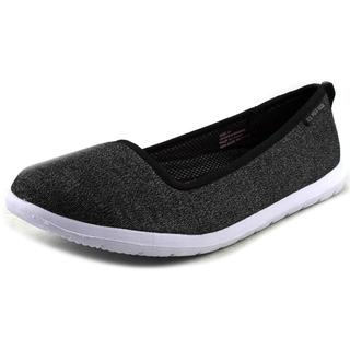 US Polo Assn Women's Alexis Black Fabric Casual Shoes