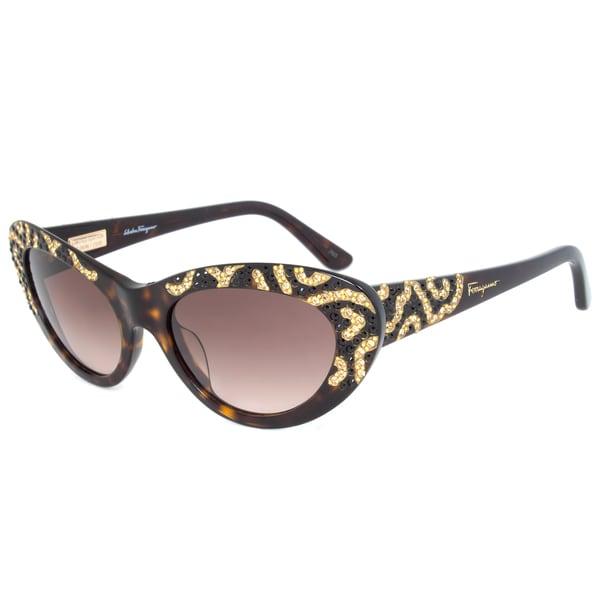 Salvatore Ferragamo SF625SR0 214 Sunglasses