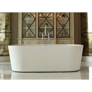 Signature Bath Relax Freestanding Bathtub