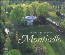 Thomas Jefferson's Monticello (Hardcover)