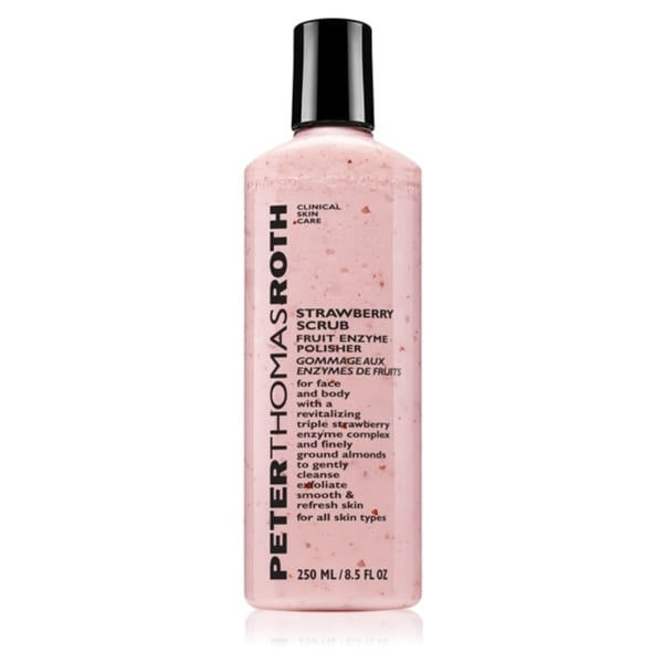 Peter Thomas Roth 8.5-ounce Strawberry Scrub Fruit Enzyme Polisher Scrub