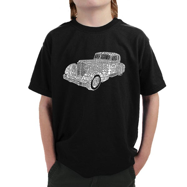 Boys' Mobsters T-shirt