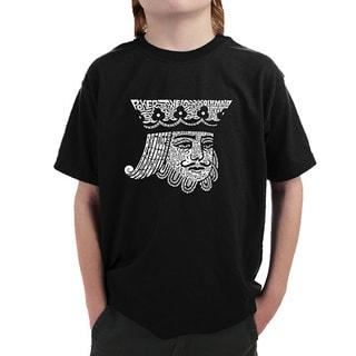 Boy's King of Spades T-shirt
