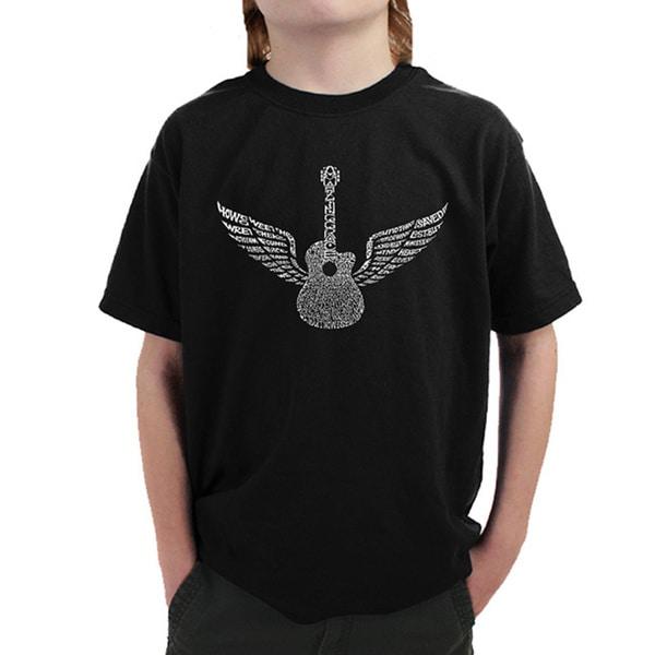 Boy's Amazing Grace T-shirt