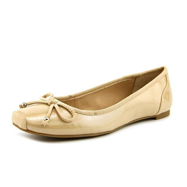 Alfani Women's Camroon Tan Patent Leather Casual Shoes