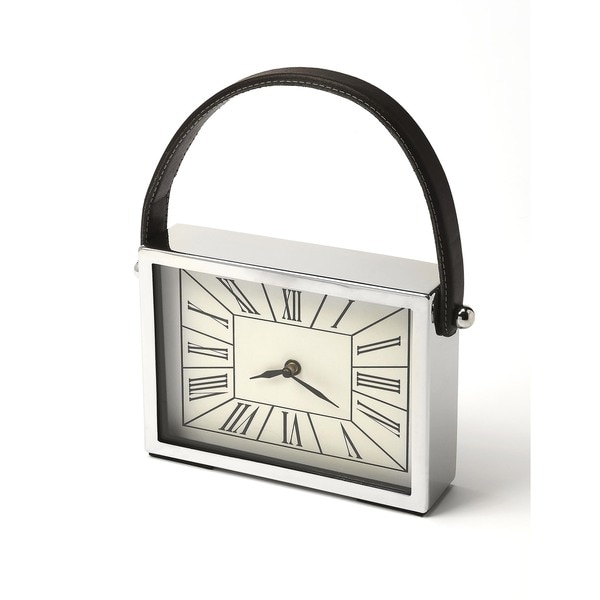 Butler Gustav Rectangular Desk Clock