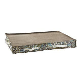 Paisley Chocolate Under the Bed Storage - 26x36