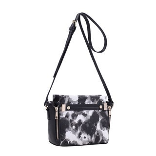 MKF Collection Lizel Floral Crossbody Bag
