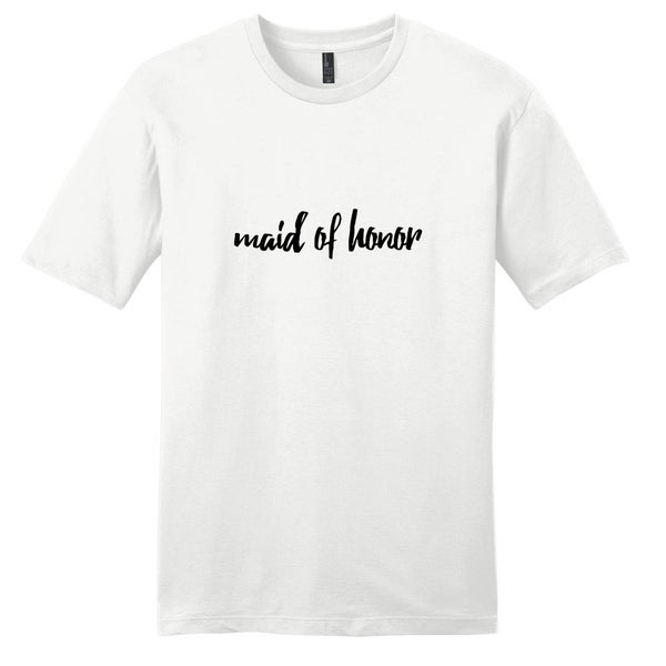 Maid of Honor - Wedding Unisex T-Shirt