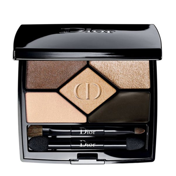 Christian Dior 5 Couleurs Designer All-in-one Professional Eye Palette 708 Amber Design 19327526