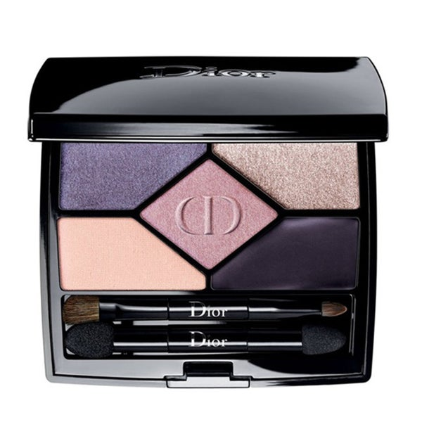 Christian Dior 808 Purple Design 5 Couleurs Designer All-in-One Professional Eye Palette 19327528