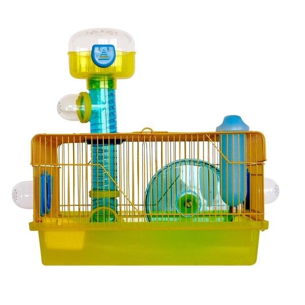 JW Petville Studio Hamster Cage
