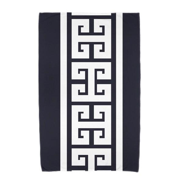 30 x 60-inch Key Stripe Stripe Print Beach Towel