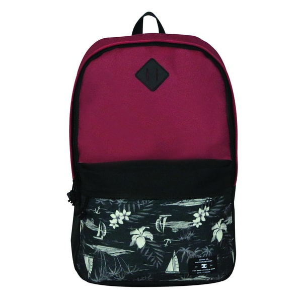 DC Bunker Cruiser Island Multicolor Polyester 15-inch Laptop Day Backpack