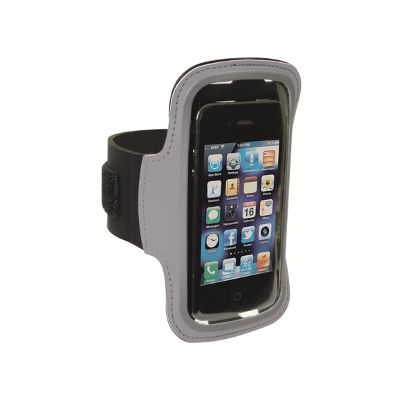Sportline Silver X-large Smart Phone Armband