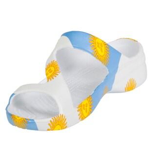 Dawgs Women's Flag Collection Z Multicolor EVA Sandal