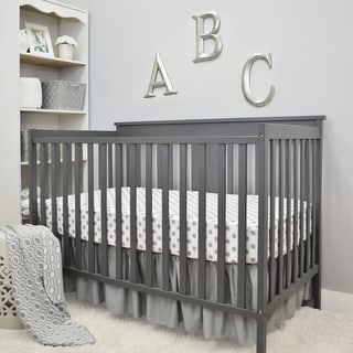 Baby Chevron Crib Bedding Set