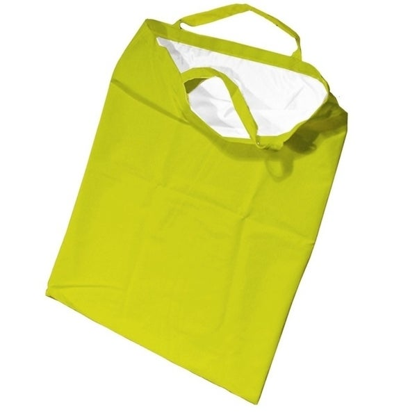 Comfort-Brite Fluorescent Yellow/Green Travel Tote Bag