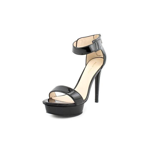 Pelle Moda Women's Ardina Black Patent Leather Dress Shoes