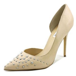 Steve Madden Women's Ataturk Tan Leather Dress Shoes