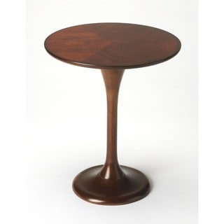 Butler Palmer Plantation Cherry Accent Table