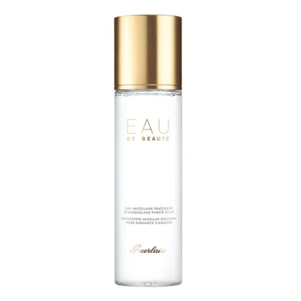 Guerlain Eau de Beaute Refreshing Micellar Solution 6.7-ounce Pure Radiance Cleanser