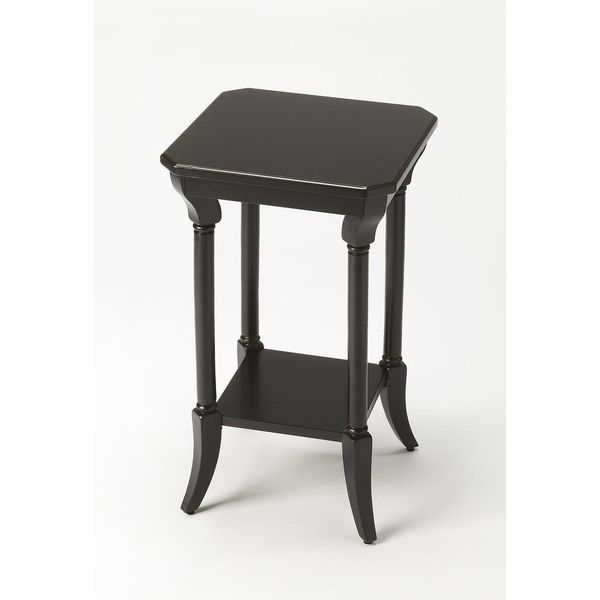 Butler Darla Black Licorice End Table