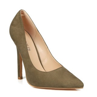 Hotsoles Beetle Pointed-toe Women's High Heel Pump
