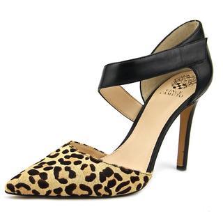 Vince Camuto Women's Carlotte Multicolored Haircalf Dress Shoes