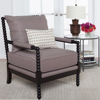 Christopher knight home toddman fabric high back club for Bellagio button tufted leather brown chaise