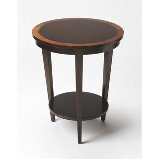 Butler Serenade Cherry Nouveau Round Accent Table