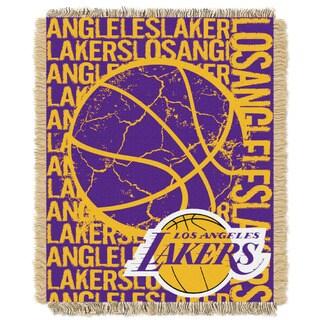 NBA 019 Lakers Double Play Throw