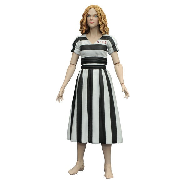 Diamond Select Toys Gotham Select Series 3 Plastic 7-inch Barbara Kean Action Figure