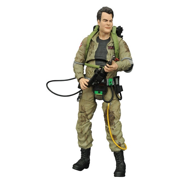Diamond Select Toys Ghostbusters Select Series 3 Plastic 7-inch Dirty Ray Action Figure 19335863