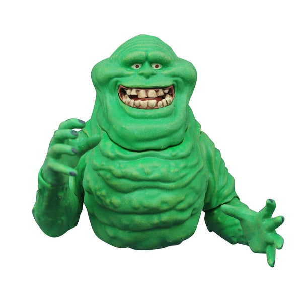 Diamond Select Toys Ghostbusters Select Series 3 Slimer Multicolored Plastic Action Figure 19335864
