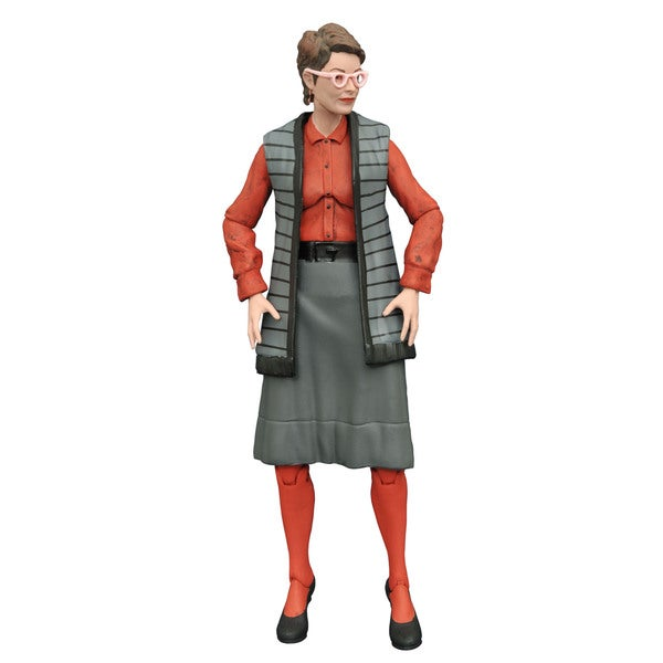 Diamond Select Toys Ghostbusters Select Series 3 Janine Action Figure 19335865