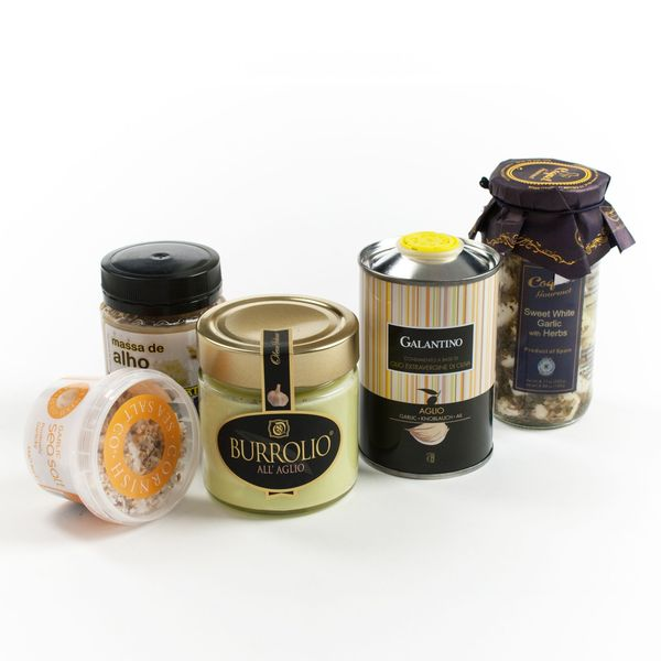 igourmet European Garlic Collection