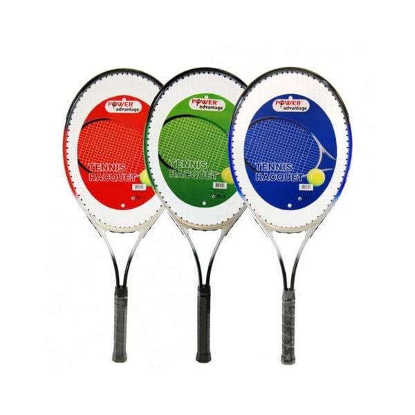 Power Advantage Sports Series Plastic Tennis Racket