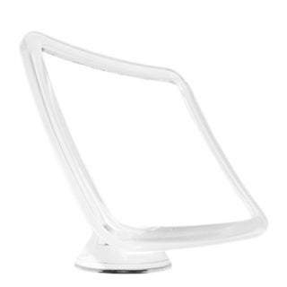 Square 10x Magnification Suction Mirror 19336020