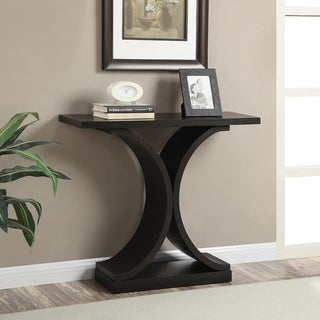 Cordoba Modern Glass Top Rectangular End Table