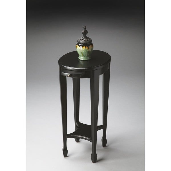 Butler Arielle Black Licorice Accent Table