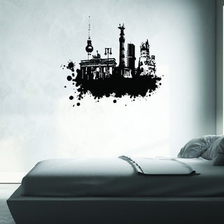 Style and Apply Berlin Streetart Vinyl Wall Decal