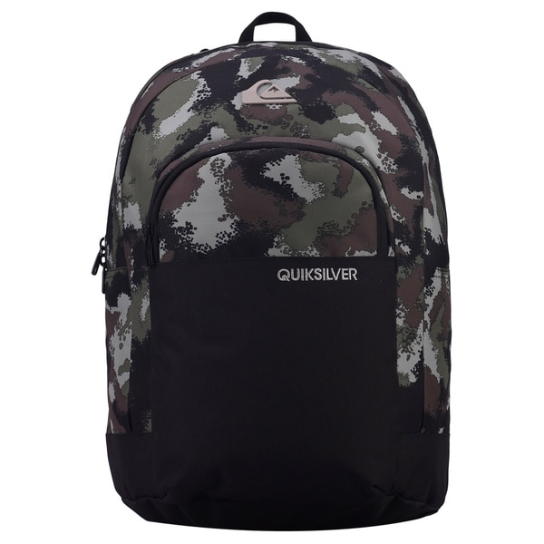 Quiksilver Everyday Dart Camo 15-inch Laptop Day Pack Backpack